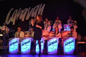 Verena Dietz und die Caravan Big Band
