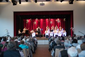 Caravan Big Band - Voller Saal im Spessart Forum