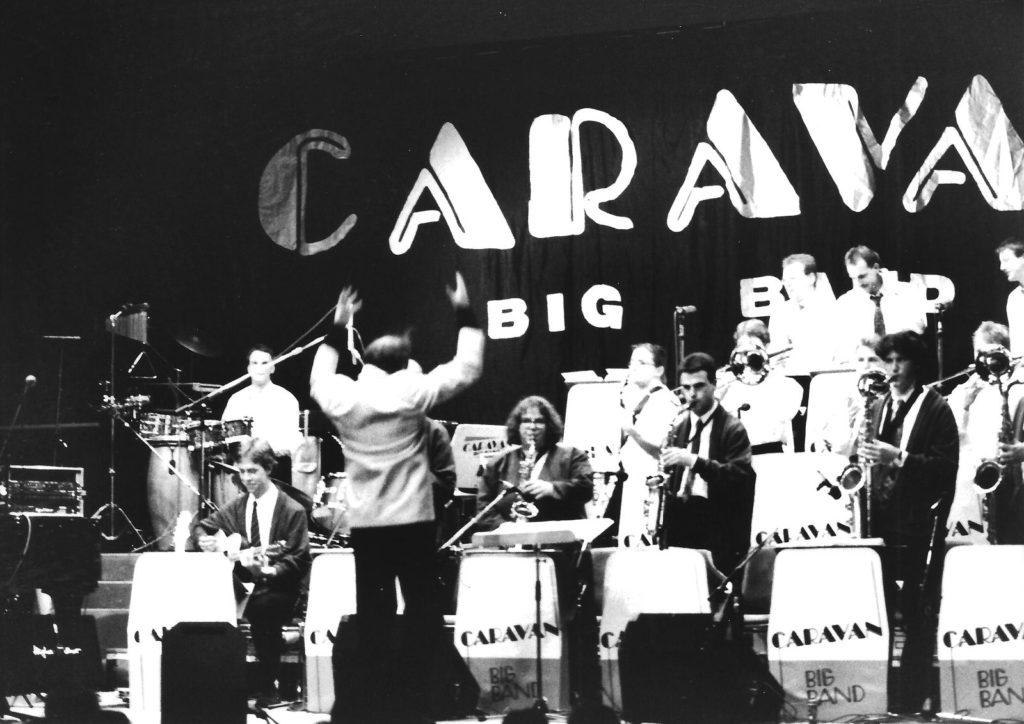 10-jähriges Jubiläum der Caravan Big Band in der Stadthalle Schlüchtern