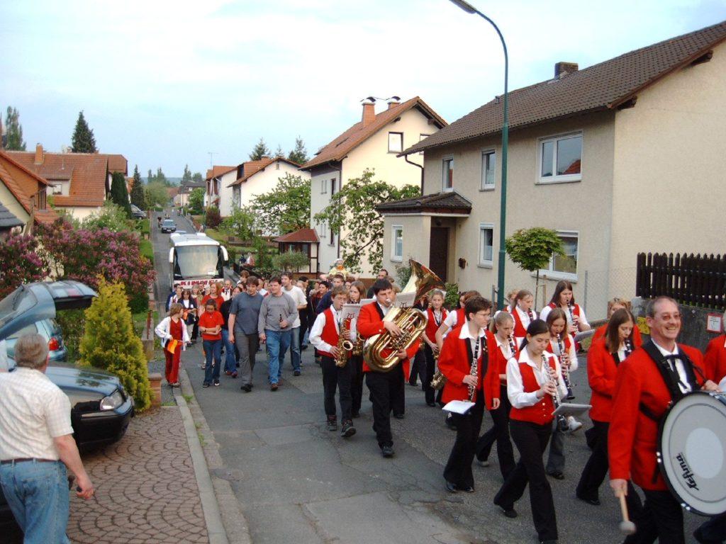 2004 – 1. Sieger beim Deutschen Orchesterwettbewerb in Osnabrück