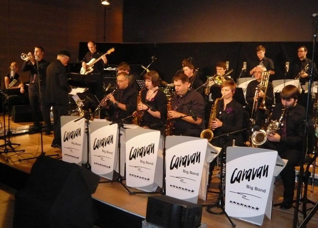 2014 - Überreichung des Hessischen Jazzpreises an Franz-Josef Schwade in Gießen