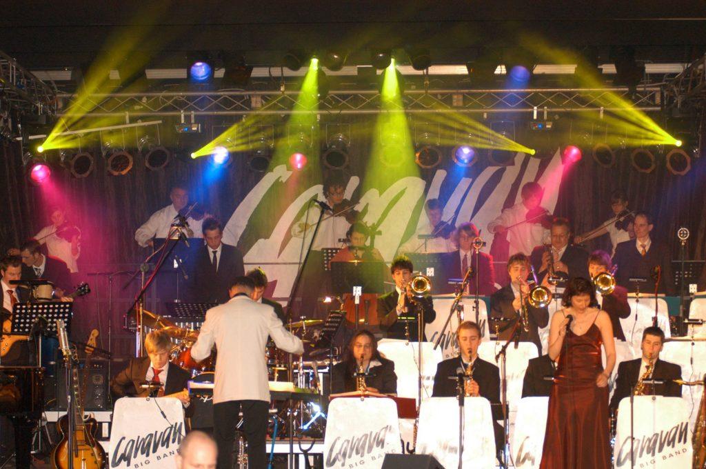 25 Jahre Caravan Big Band