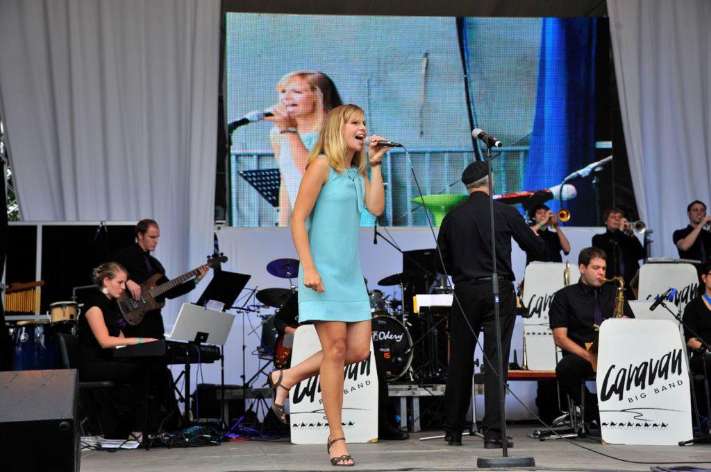 2011 – Hessentag in Oberursel auf der Thomas-Cook-Bühne