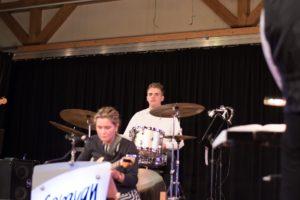 Magnus Weinig - Drums