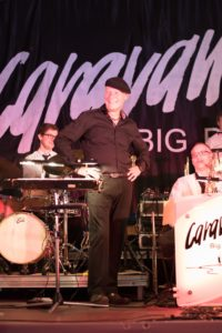 Franz-Josef Schwade hat seine Freude am Jazzmaerchen