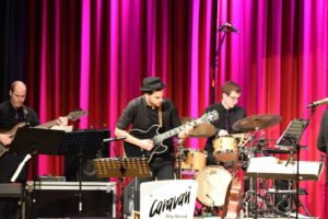 Rhythmsection - Solo Sammy Crostewitz