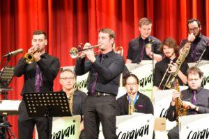 Trumpet Battle Sunday Morning