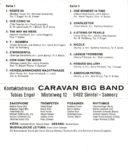 Caravan Big Band - Back