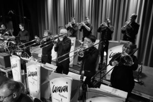 Caravan Big Band - Brass-Section