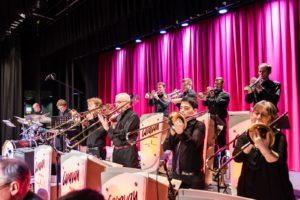 Caravan Big Band - Trombones, Trumpets