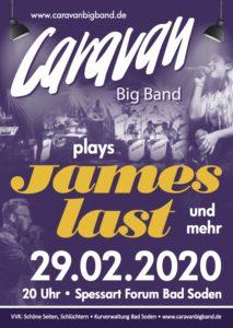 Caravan Big Band plays James Last und mehr