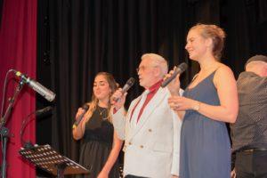 Louisa Hildebrand, Hans Ludwig, Theresa Engel